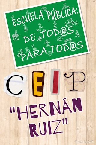 C.E.I.P. HERNÁN RUIZ